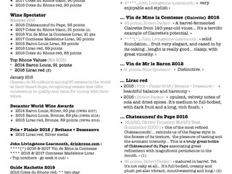Montfaucon's updated Press Review