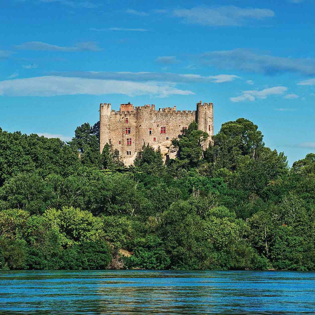 Montfaucon château by the Rhone river.jpg
