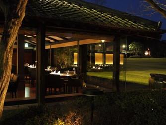 Rhone Gang dinner at the Yamaha Resort