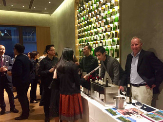The Rhone Gang in HK and Guangdong