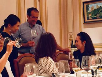Enoteca promotes Saint Cosme's wines