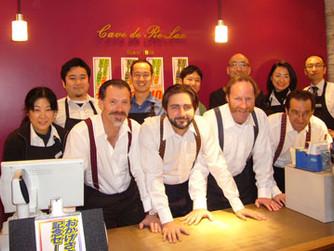 Rhone Gang in Tokyo