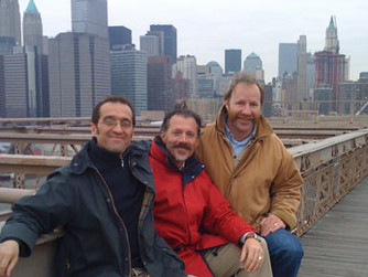 The Rhone Gang in New York