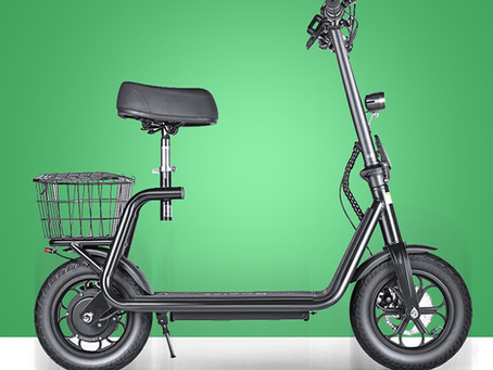 6 Reasons to Love the Citycoco Electric Scooter