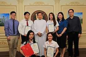 The 1st Thai University Students Competition for Creating Online Media Campaign for Online Marketing