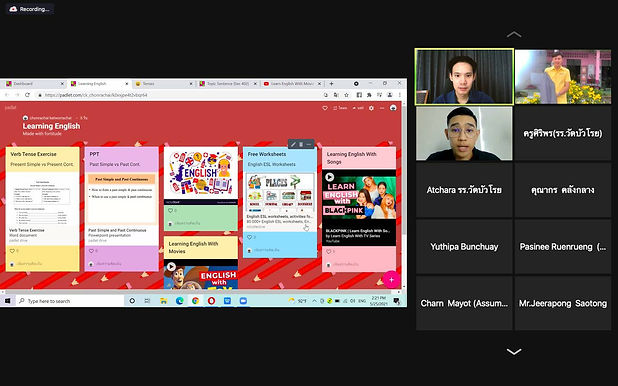 Virtual Au School Mentoring 2021
