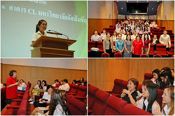 Thai Speech Contest to Celebrate the Founding of the Reigning Chakri Royal Dynasty