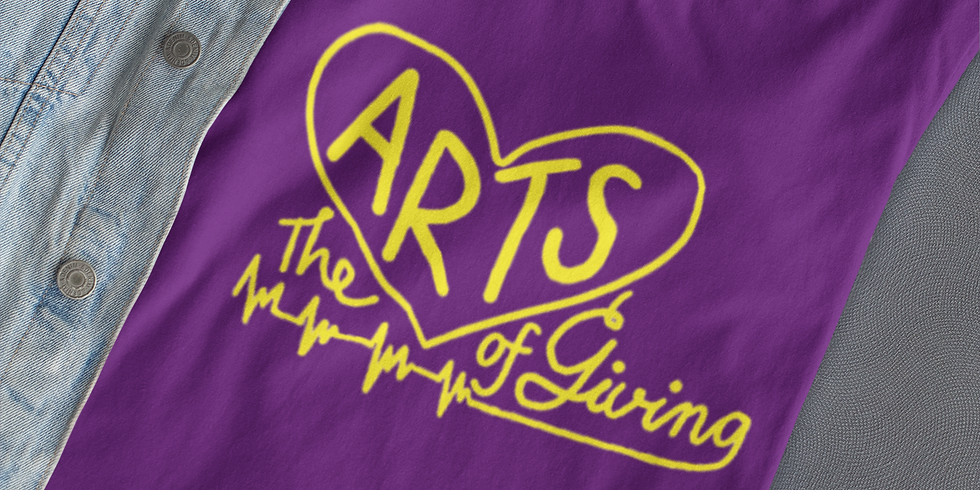 The ARTS of Giving: Love and Care for Community