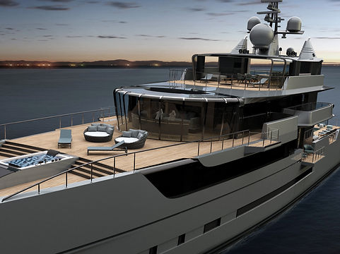Nicolò Piredda   M/Y Galàna 60m Explorer Yacht