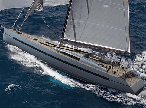 Nicolò Piredda   NAMI Sailing fast cruiser 78ft