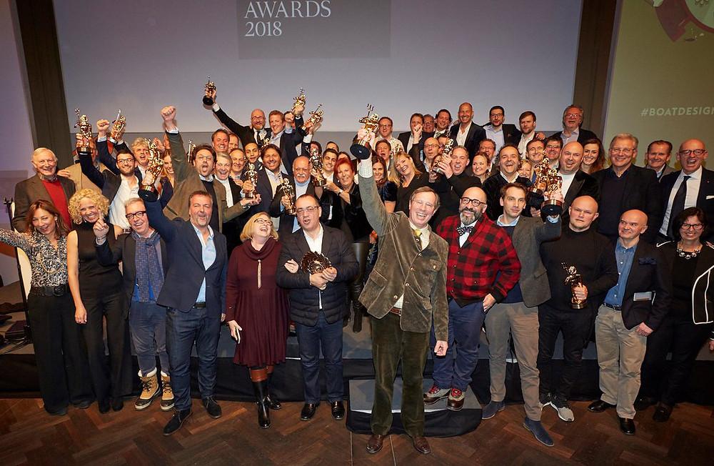 Superyacht Design & Innovation Awards Winners