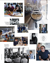 The Young Designer Gateway 2018 - Nicolò Piredda with Oceanco and Bolidt