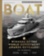Boat Interational - The Young Designer Gateway 2018 - Nicolò Piredda with Oceanco and Bolidt