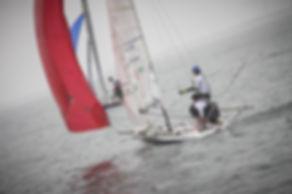 Nicolò Piredda | PoliMi Sailing Team - Dinghy