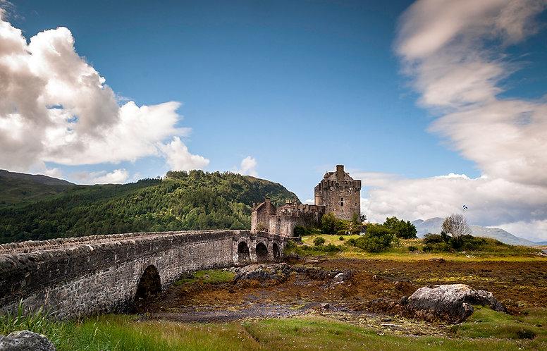 Castillo de Elian Donan Day