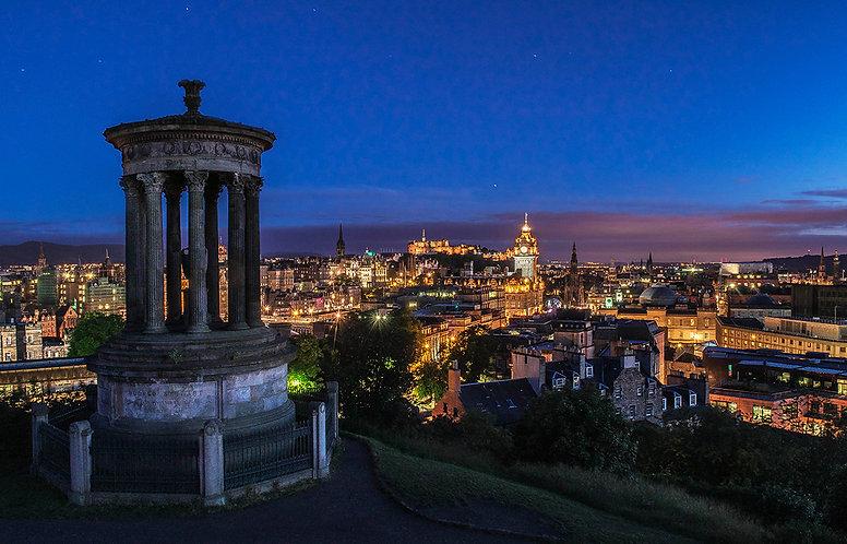 Edimburgo nocturno