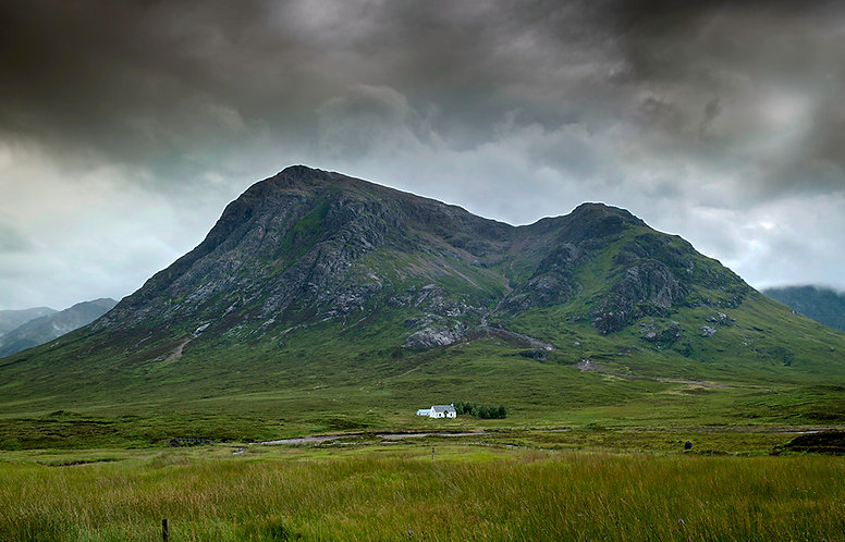 Casa en Glencoe (Escocia)