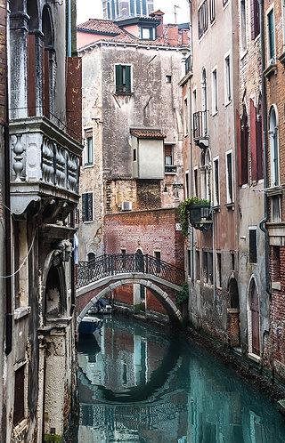 Venecia y sus puentes
