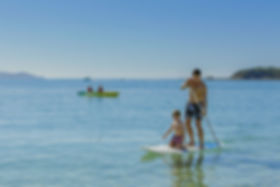 Stand Up Paddle & Kayak hire available