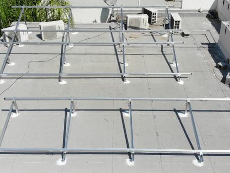 La importancia de la estructura en un sistema fotovoltaico
