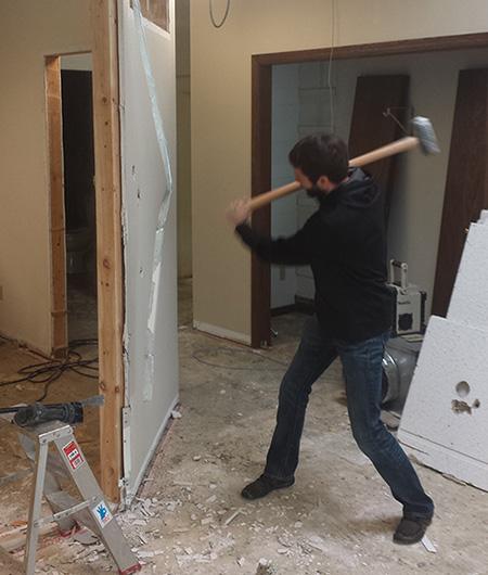 Smashing Walls