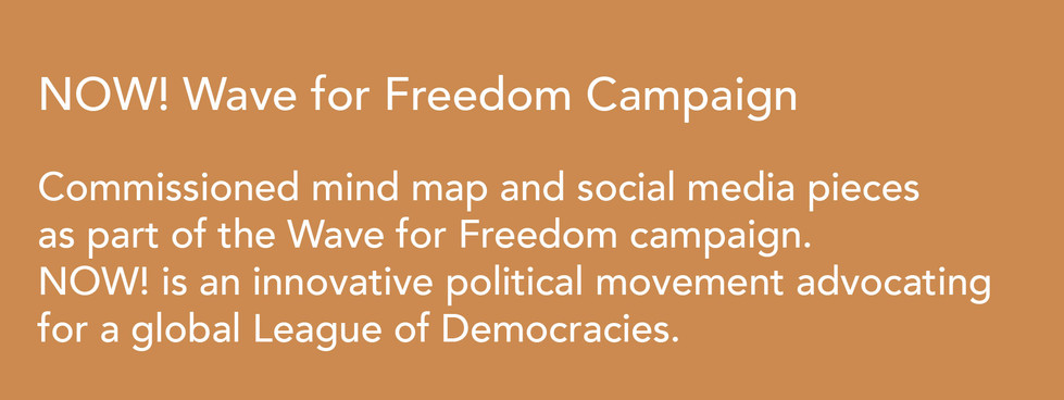 NOW! WAVE FOR FREEDOM CAMPAIGN