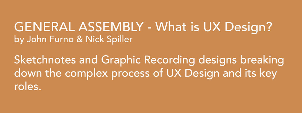 GENERAL ASSEMBLY - WHAT IS UX DESIGN?