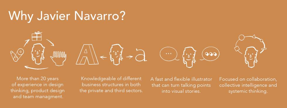 Why Javier Navarro?
