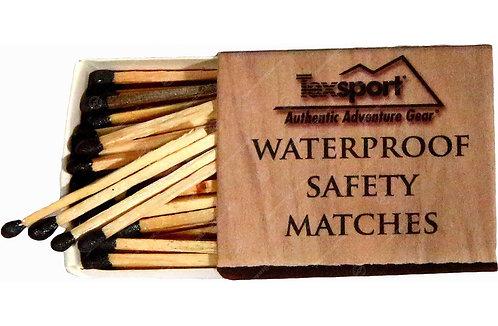 Texsport Waterproof Matches