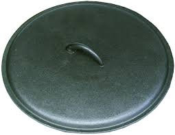 Texsport Cast Iron Skillet Lid 10 1/2""