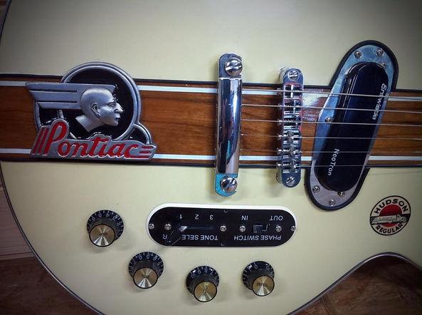 Oakwoods Pontiac Woody