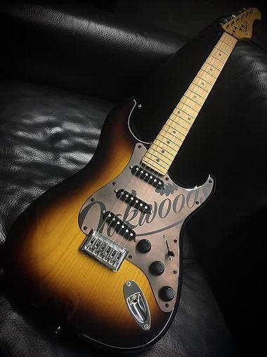 Oakwoods TS Stratocaster