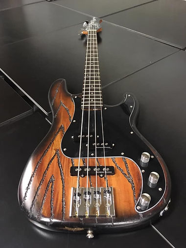 Oakwoods Carved precision bass