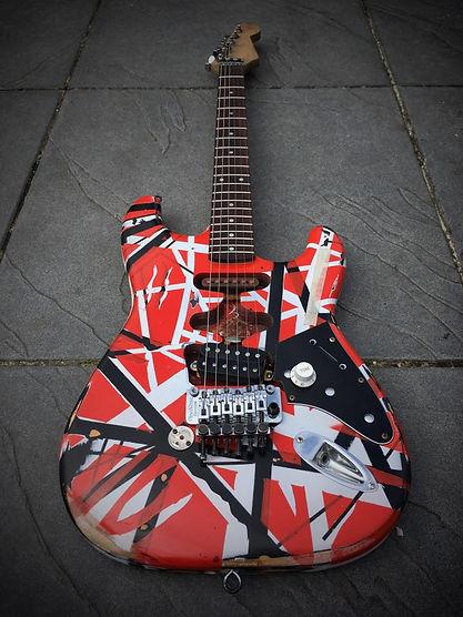 Oakwoods Eddie Van Halen Tribute