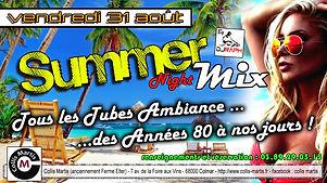 Summer Night Mix - 31.08.18