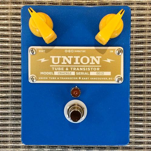 Union Tube & Transistor Crackle Treble Boost