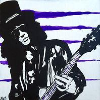 hamilton rock & roll artist