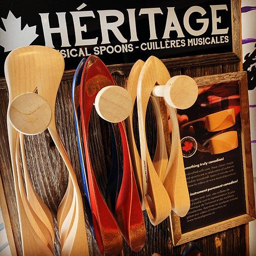 Heritage Musical Spoons