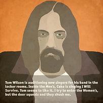 tom wilson artwork