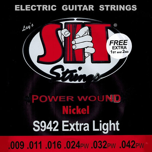 SIT Power Wound Nickel with extras!