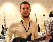 Harold Dickert Guitars at Birchway Sound