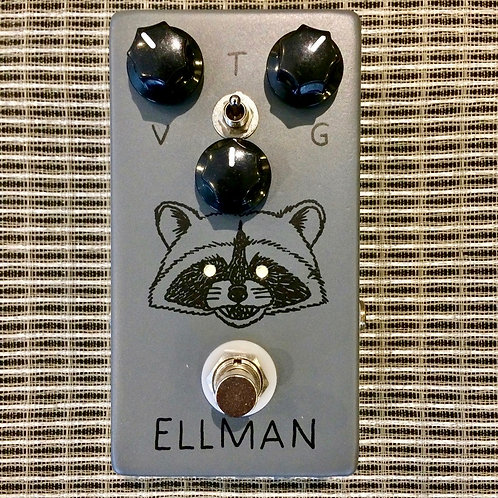 Ellman Tone RACCOON Distortion