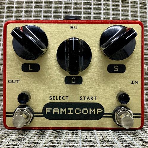 6 Degrees FX FamiComp Compressor/Fuzz