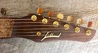 Jillard Guitars Birchway Sound