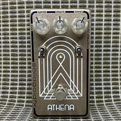 Solid Gold FX Athena VibraPhase Silver