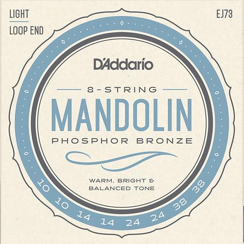 D'Addario Phosphor Bronze Mandolin