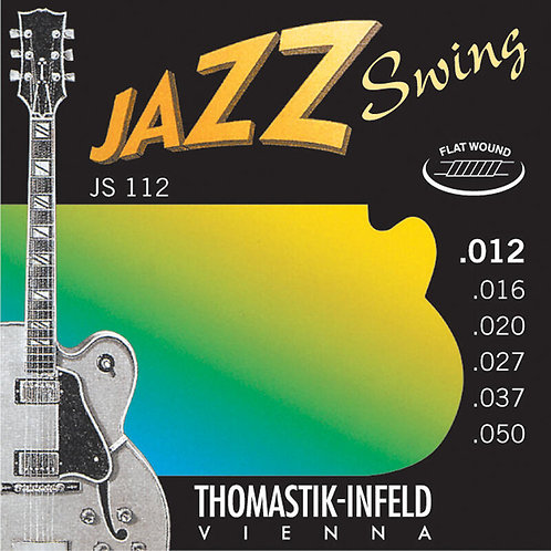 Thomastik-Infeld Jazz Swing flatwound
