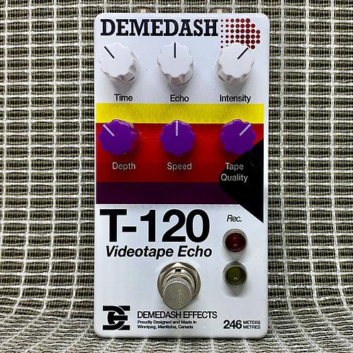 Demedash Effects T-120 Videotape Echo