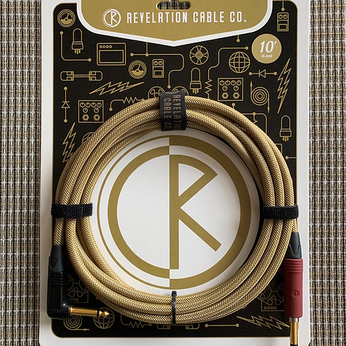 Revelation Cable Sommer SC-Spirit XXL gold tweed 10'