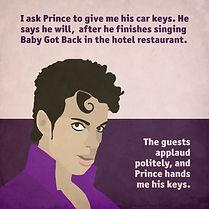 prince original art